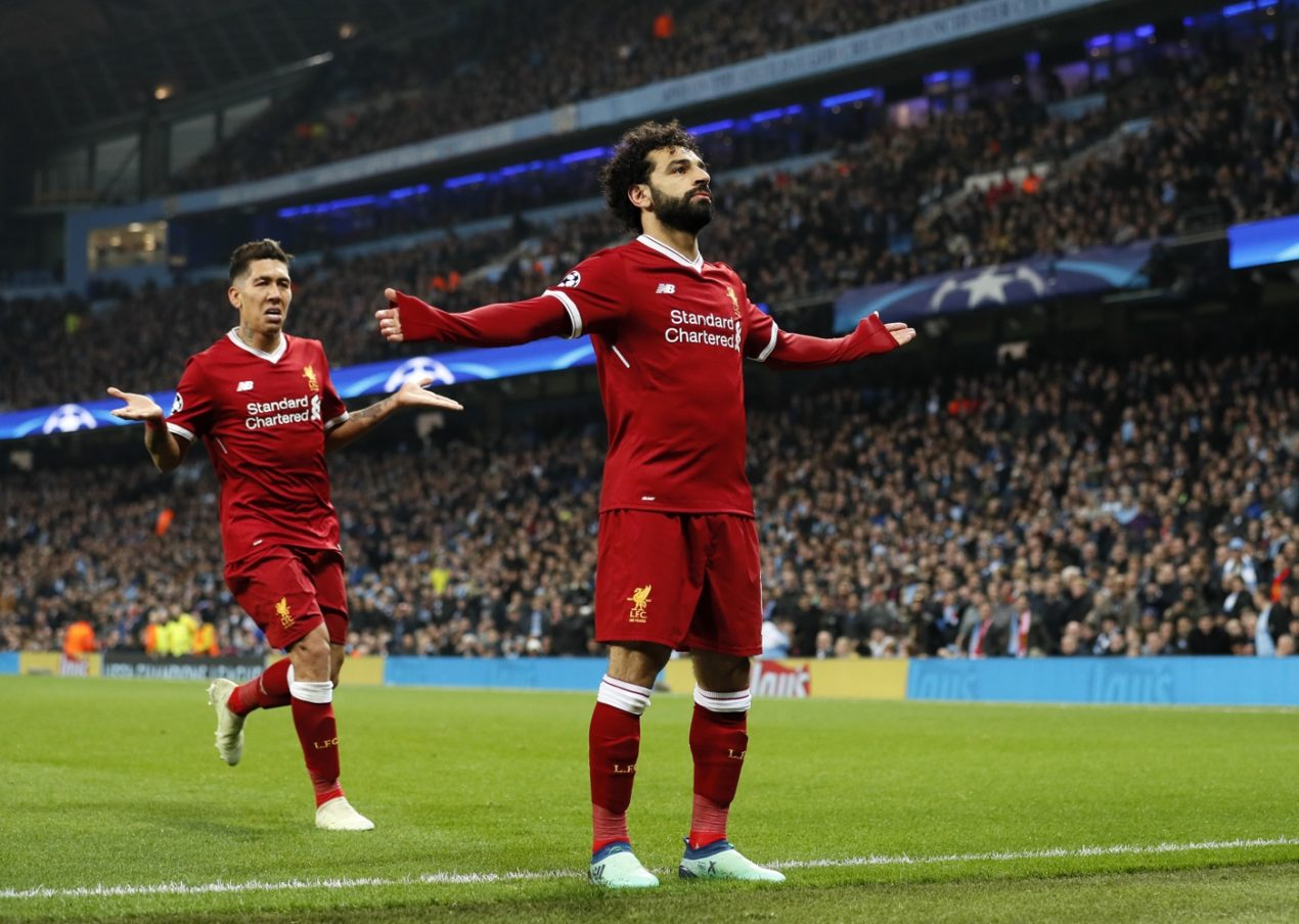 Firmino vs Salah – who is the better No.9?