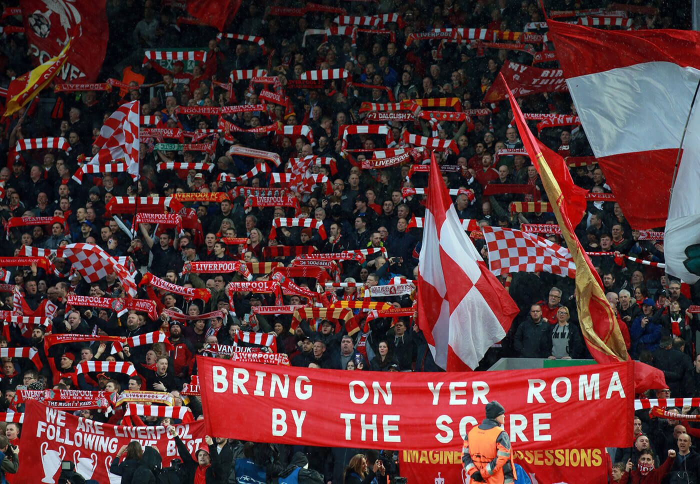The Word From The Kop: Bayern Munich