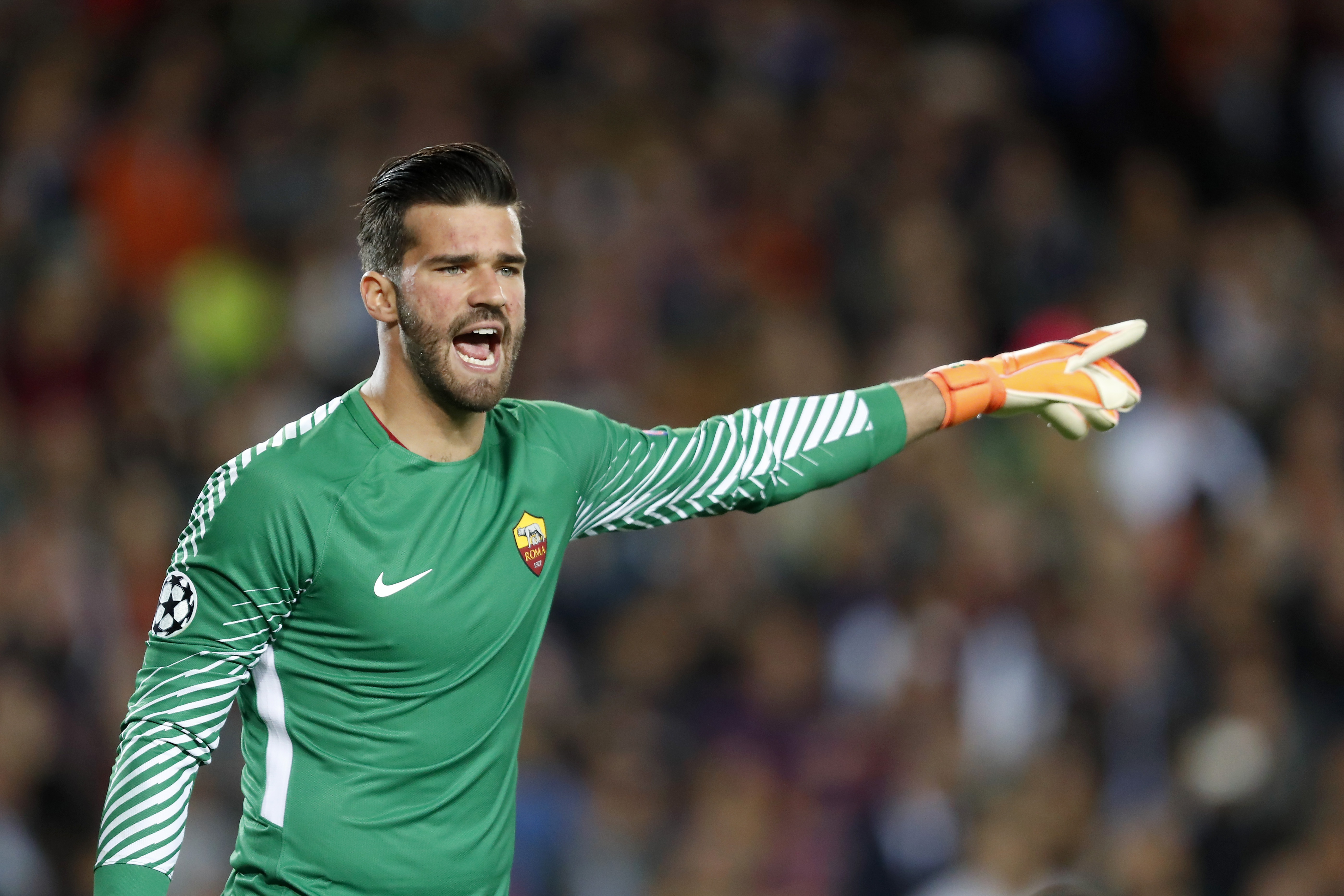 Liverpool set for Alisson swoop