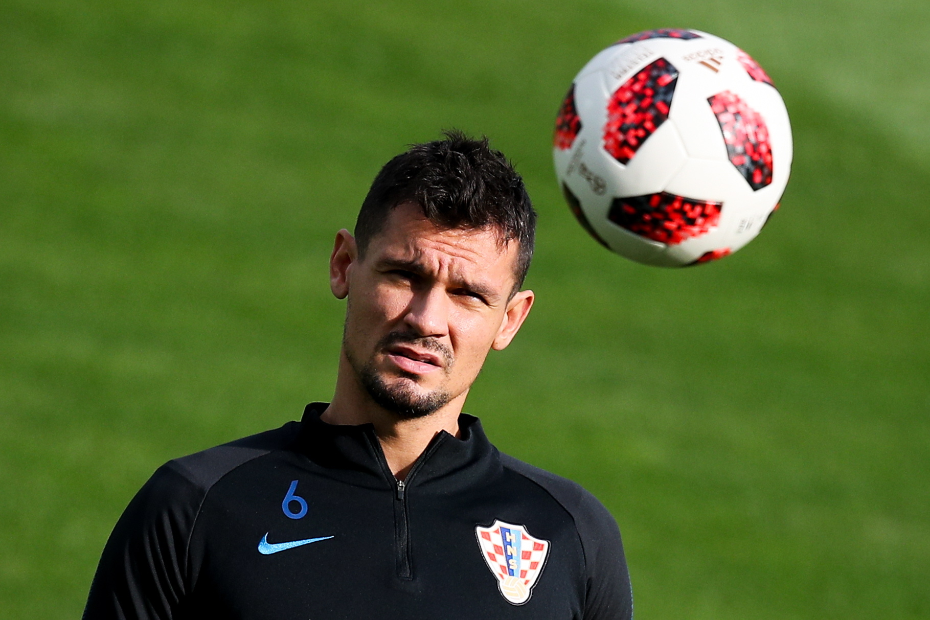 Has Lovren proven centre-half security?