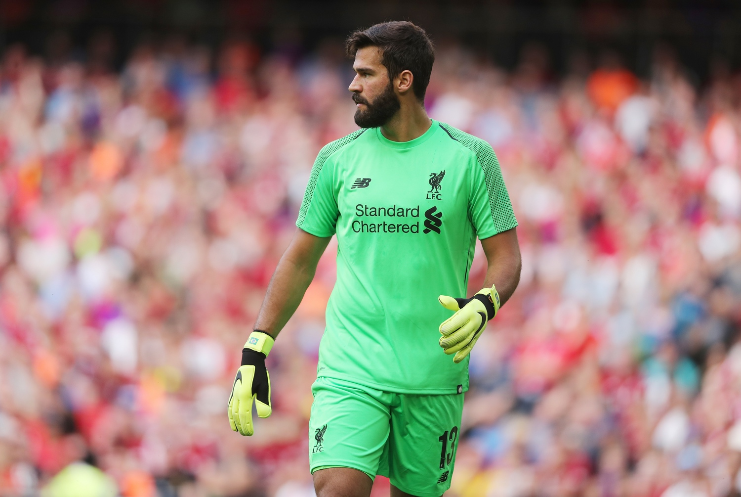 Alisson's FIFA moment shows just why Liverpool signed him