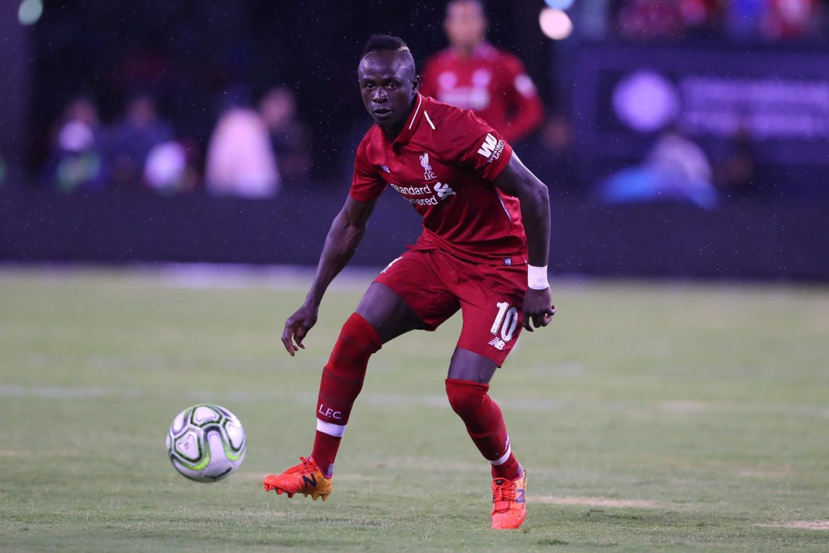 How Sadio Mane has become the Mr Reliable of Liverpool's attack