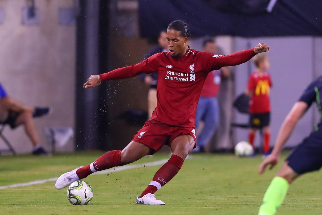 How Virgil van Dijk transformed Liverpool Football Club