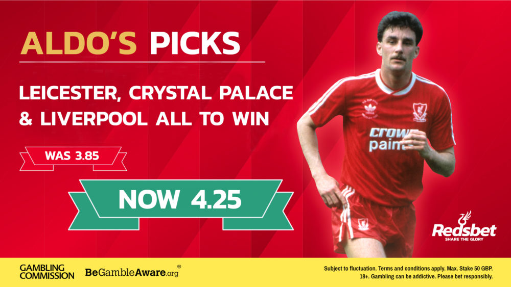 ALDO'S PICKS: Take a look at John Aldridge's tips this weekend with enhanced odds