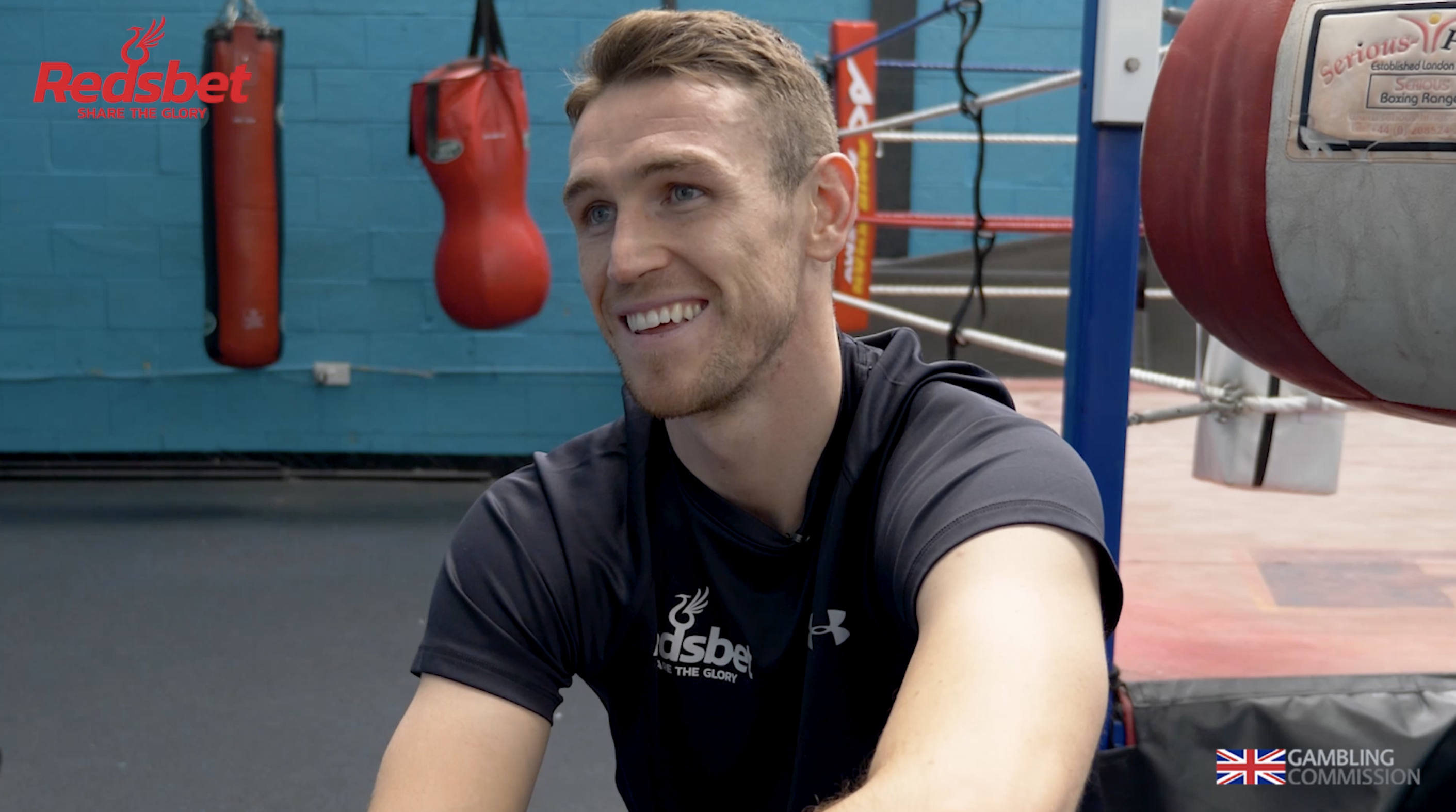 EXCLUSIVE INTERVIEW: RedsBet Ambassador Callum Smith talks to us ahead of World Title showdown with George Groves