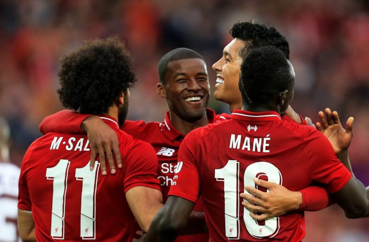 How Liverpool evolved from exciting to elite