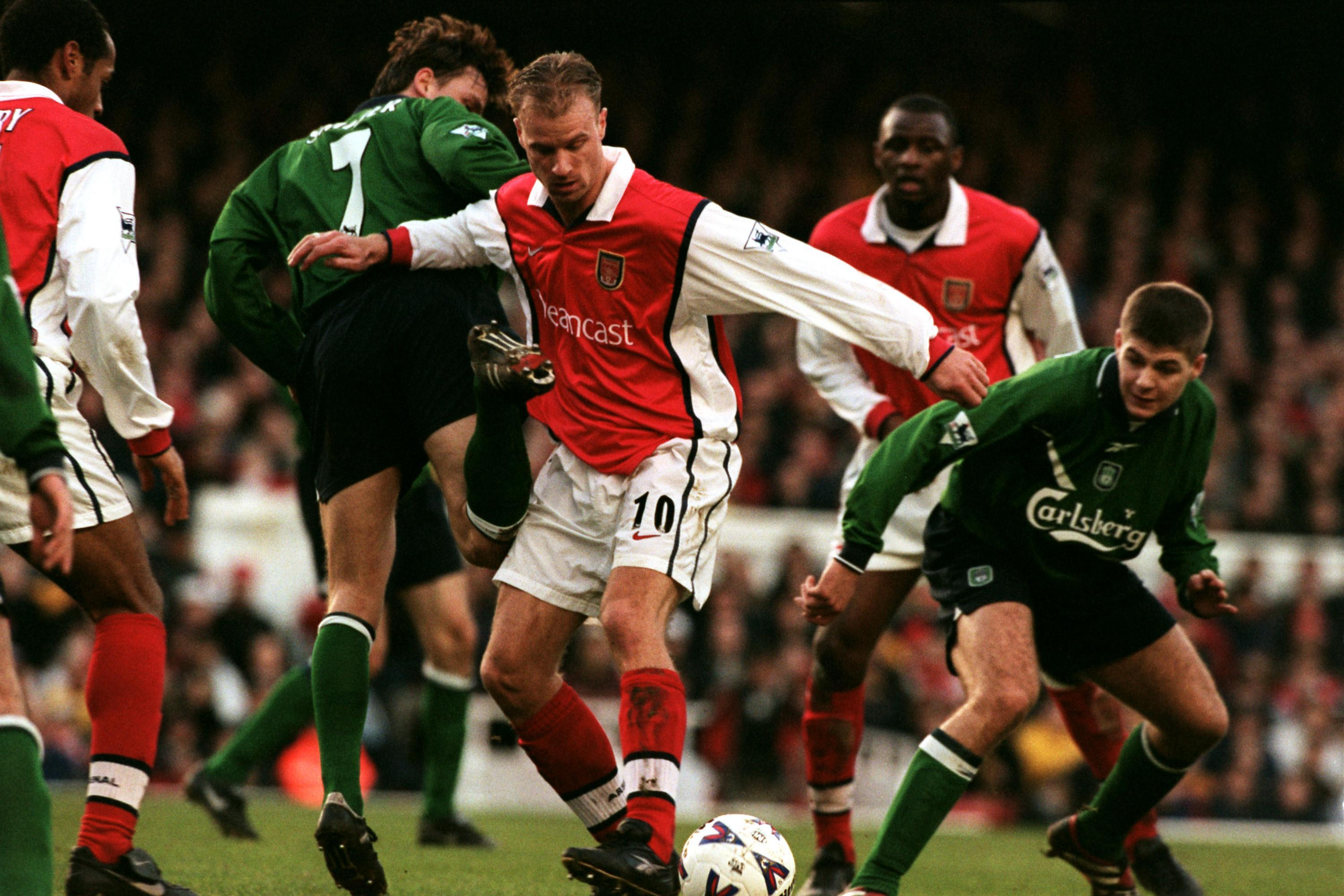 PAST CLASHES: ARSENAL