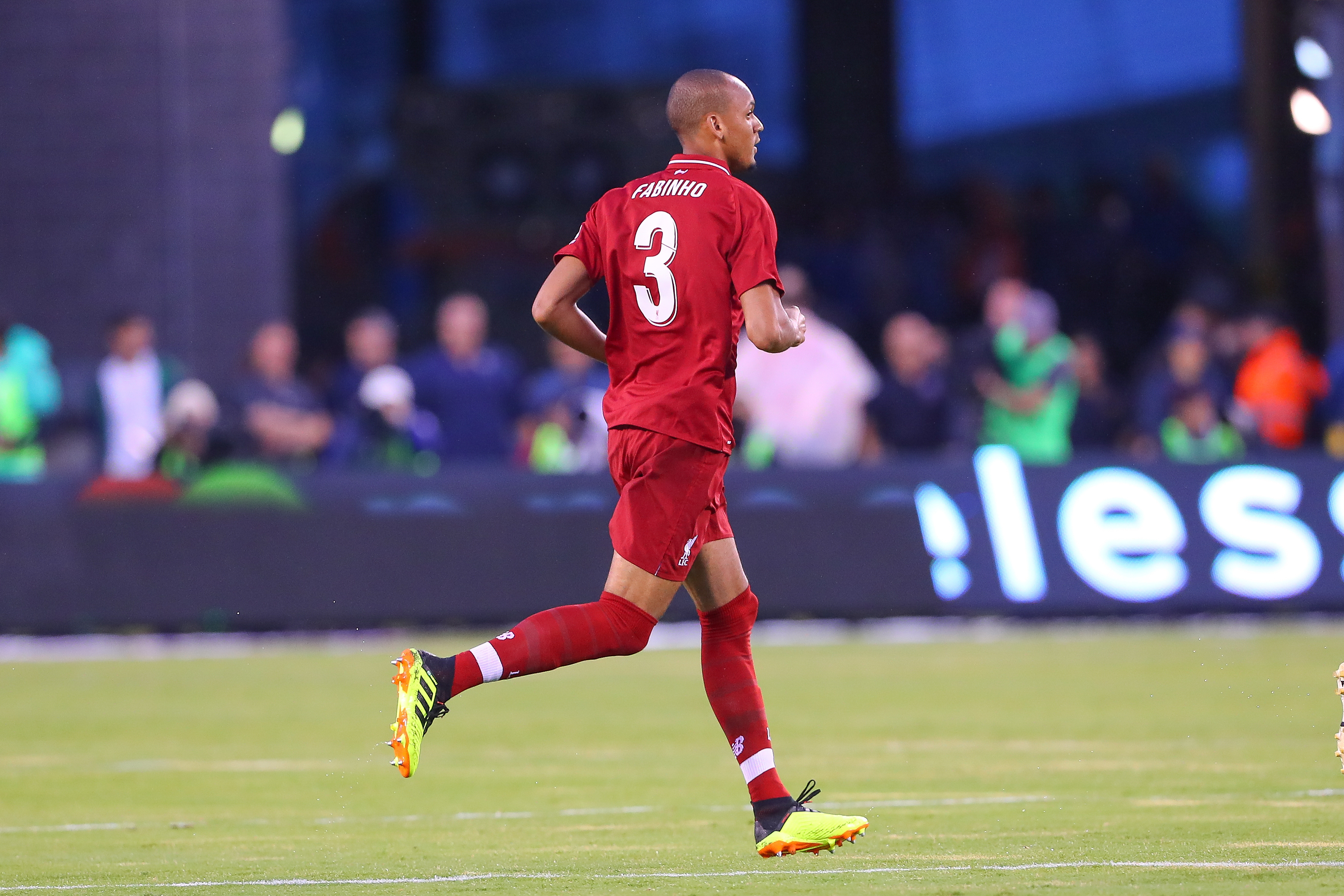 Fabinho's Derby display stakes claim for starting berth