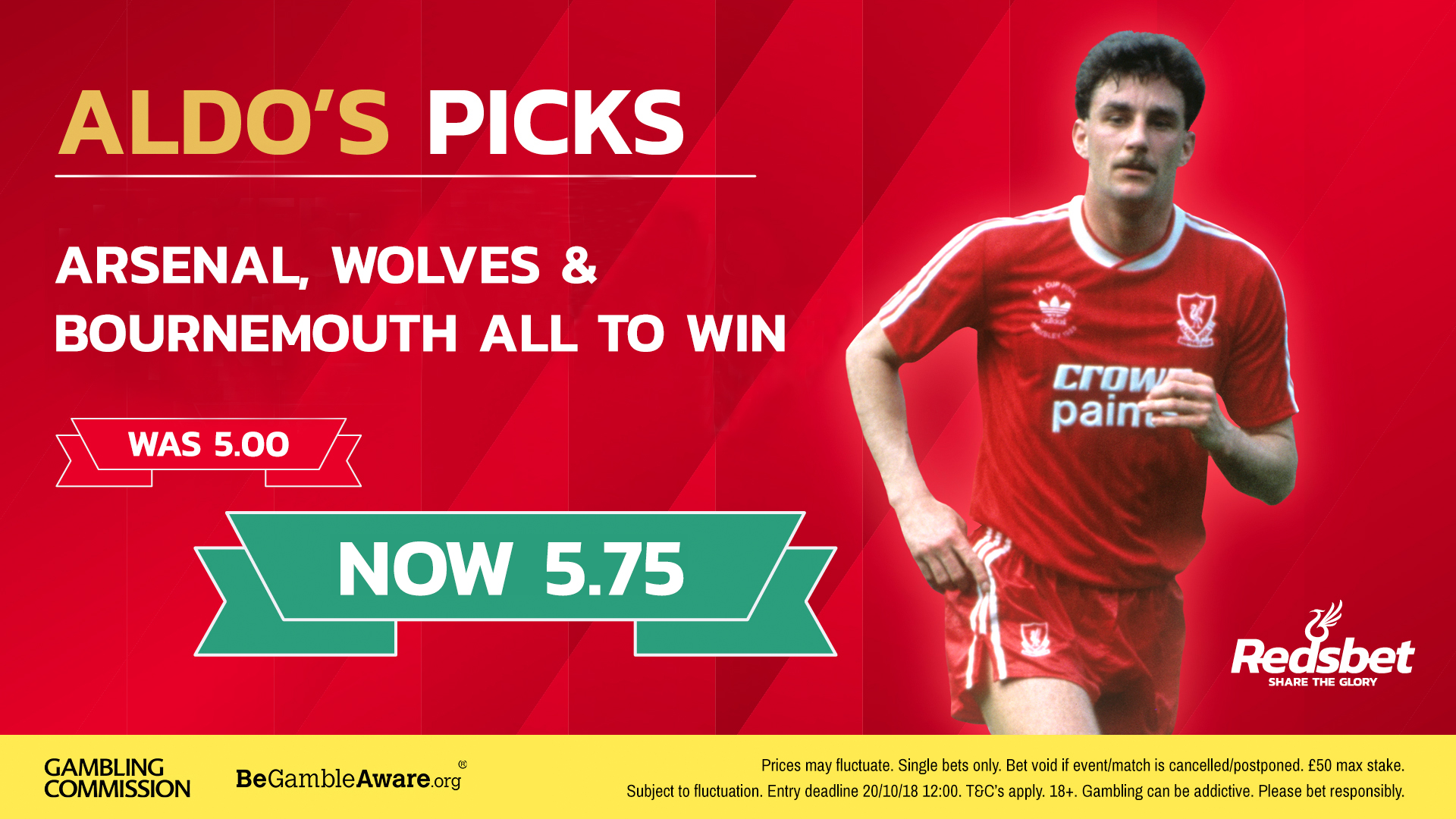 ALDO'S PICKS: GAMEWEEK NINE
