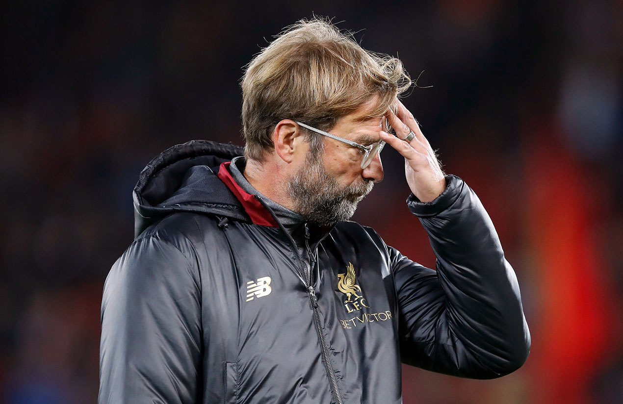 Reaction important as Reds face Brighton