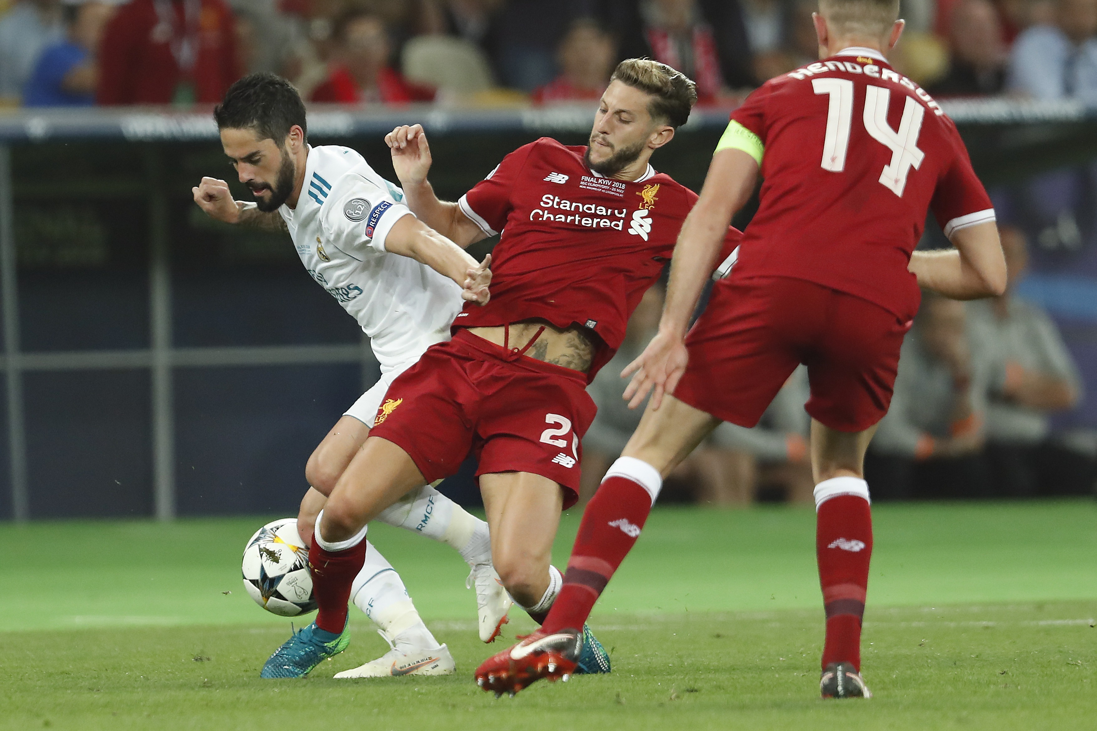 Lack of midfield options harming Reds