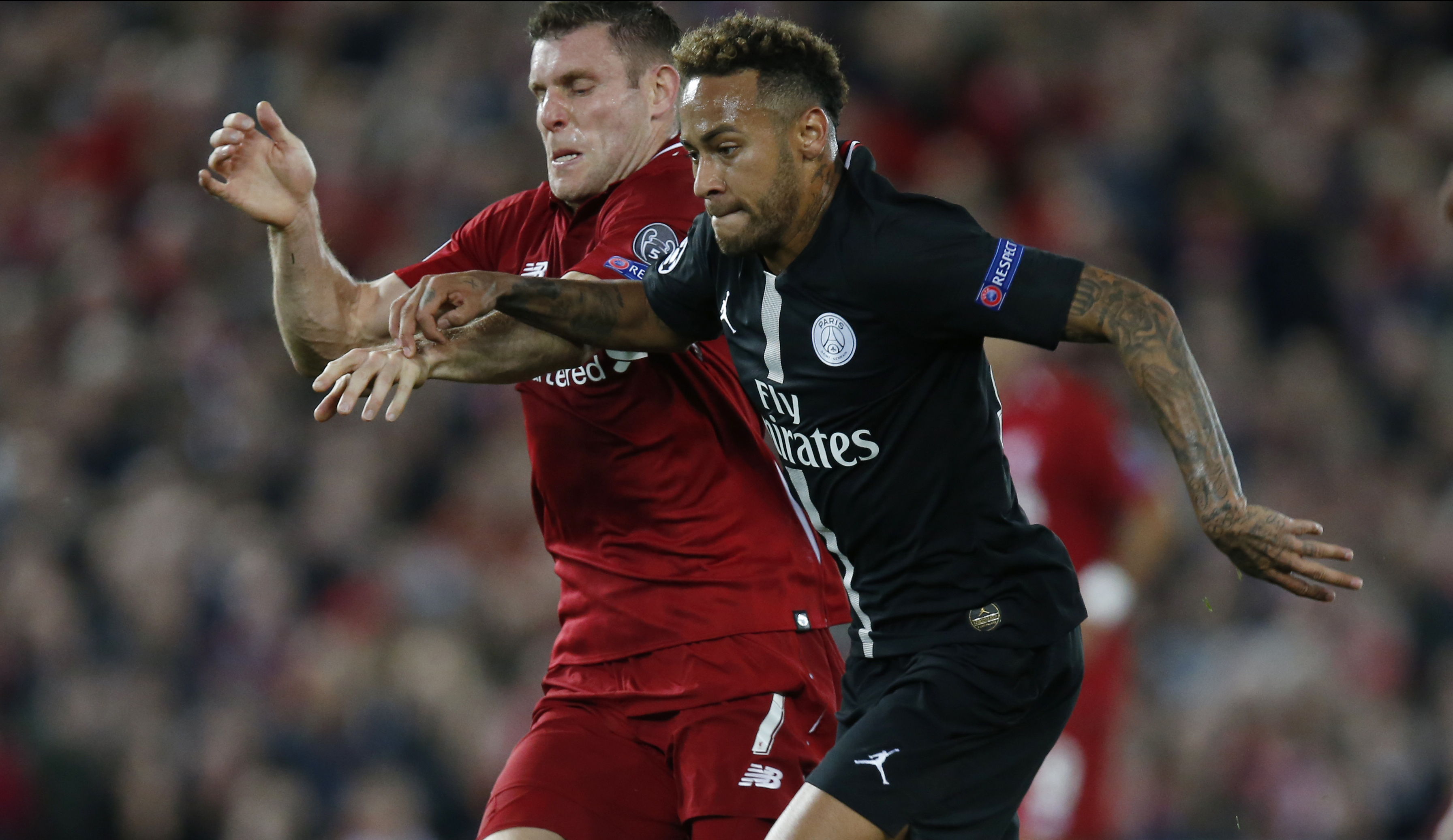 PSG V LIVERPOOL – THE PREVIEW