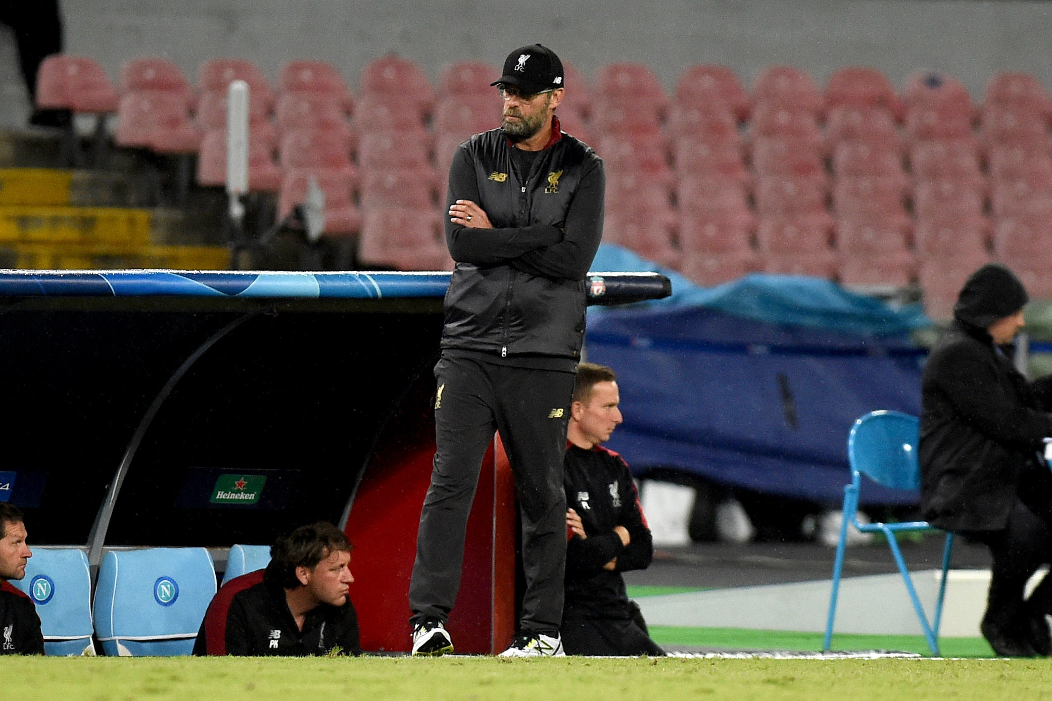 LACKLUSTRE LIVERPOOL SHOULD BE WORRIED BY RED STAR LOSS