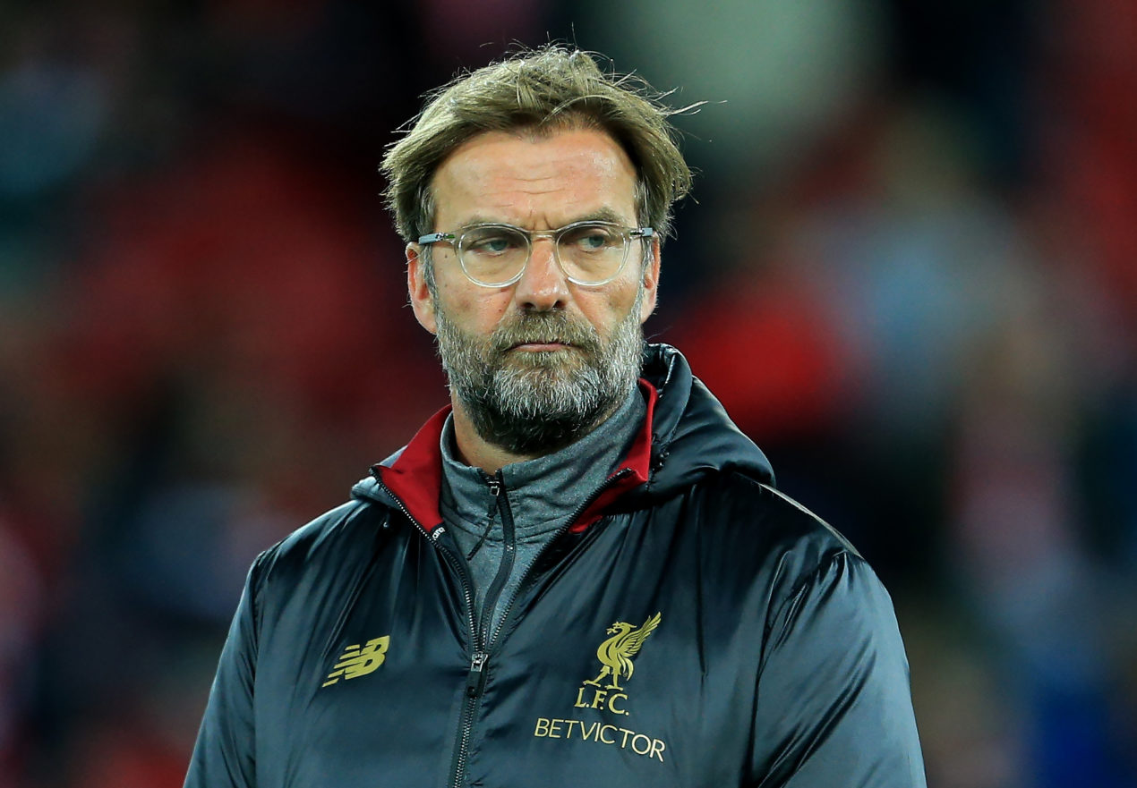 Klopp gambles with his selection – and wins