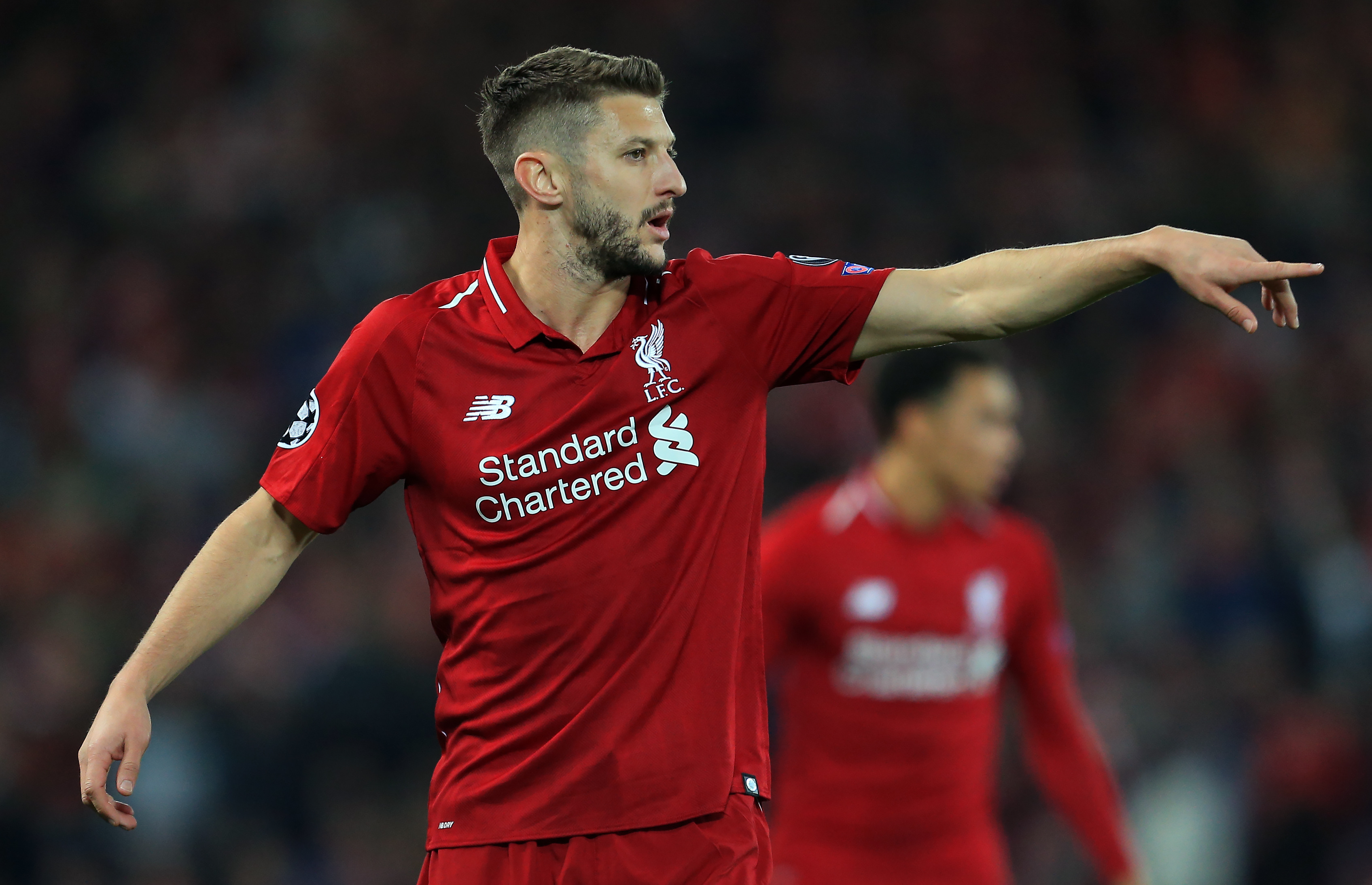 HAS THIS LIVERPOOL TEAM MOVED ON WITHOUT ADAM LALLANA?