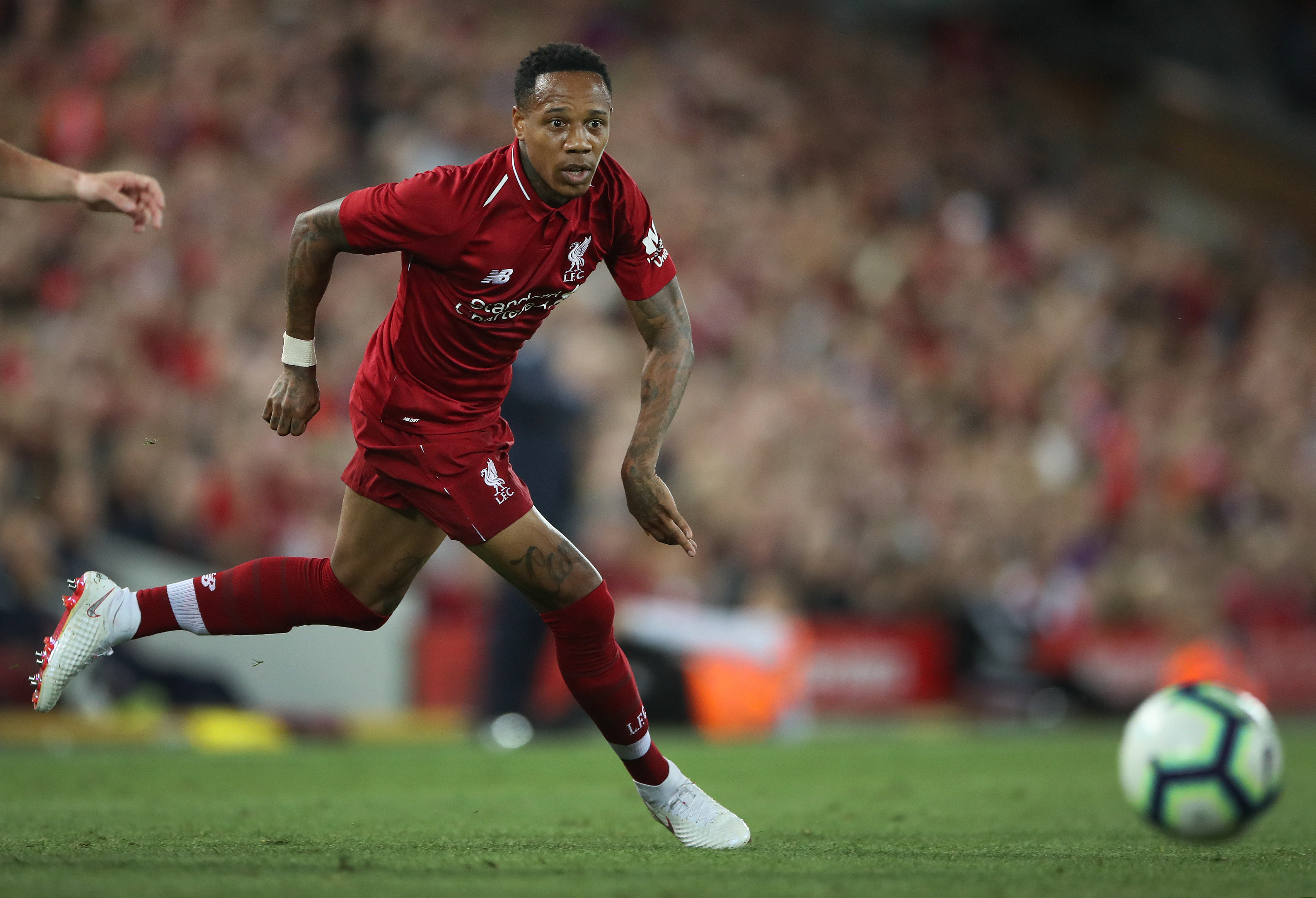 Clyne taking his opportunity