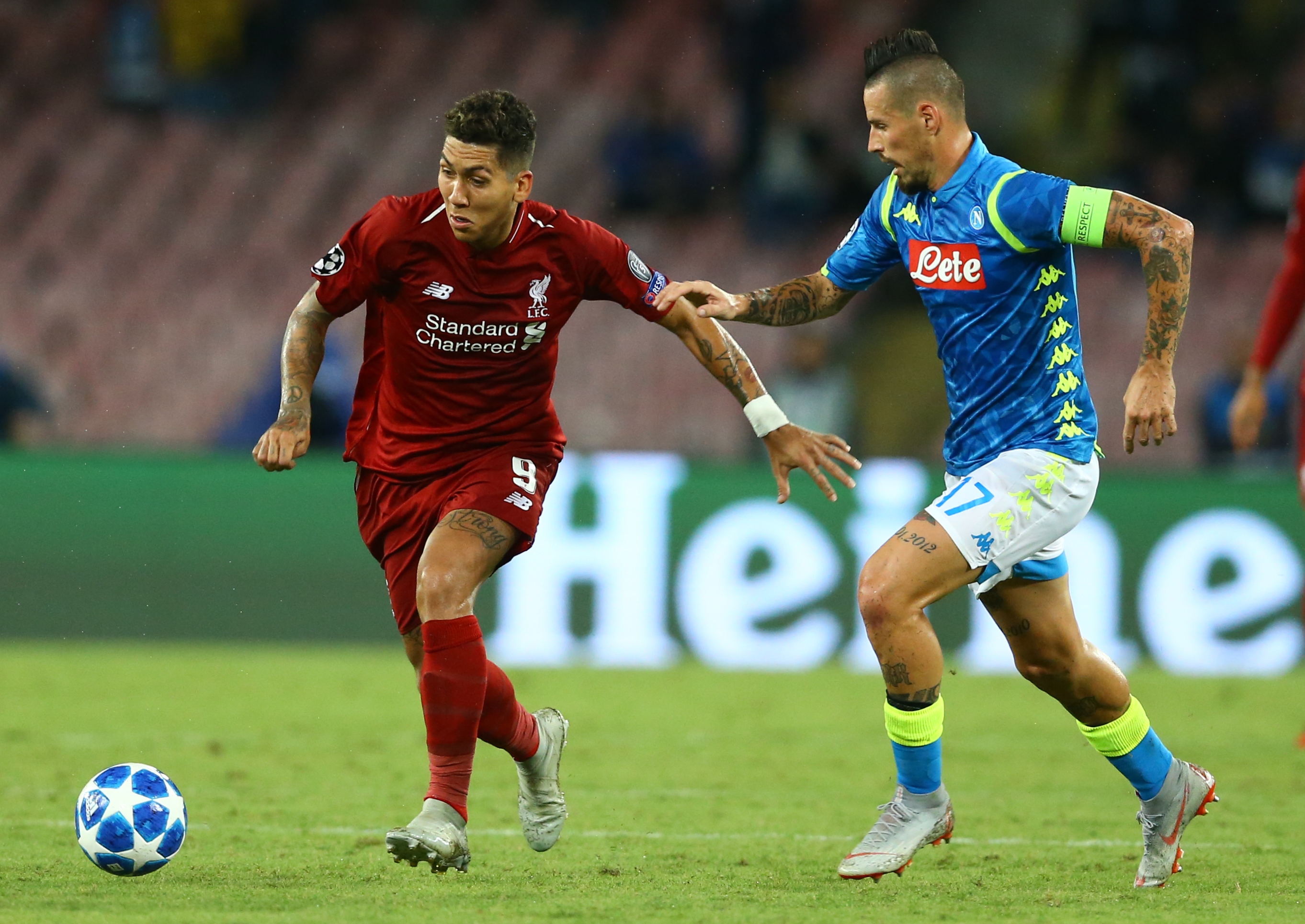 Liverpool v Napoli – The Preview