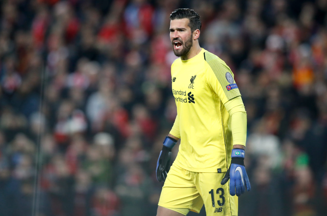 ALISSON'S NAPOLI HEROICS JUSTIFY HUGE FEE