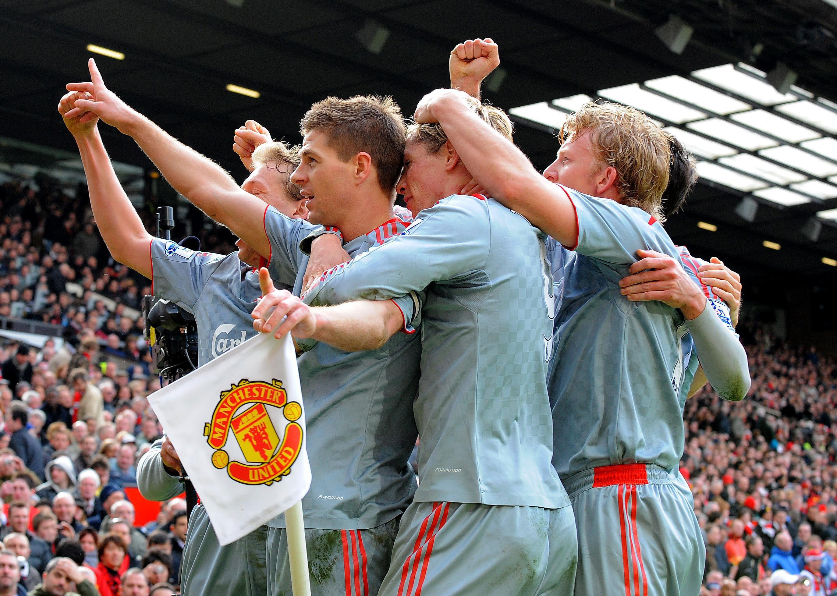 The Word from The Kop: Manchester United vs Liverpool
