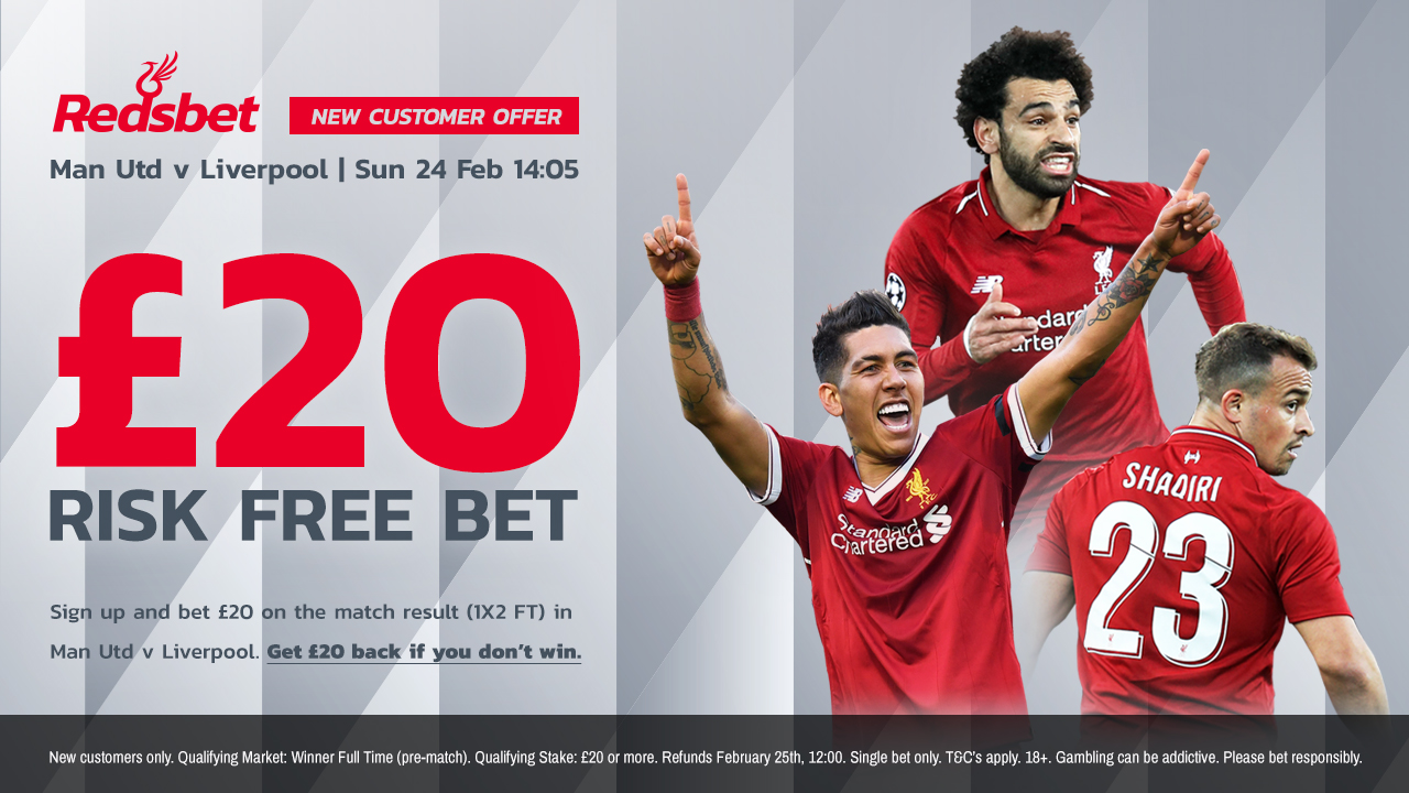 Manchester United vs Liverpool Preview, Betting Tips And Enhanced