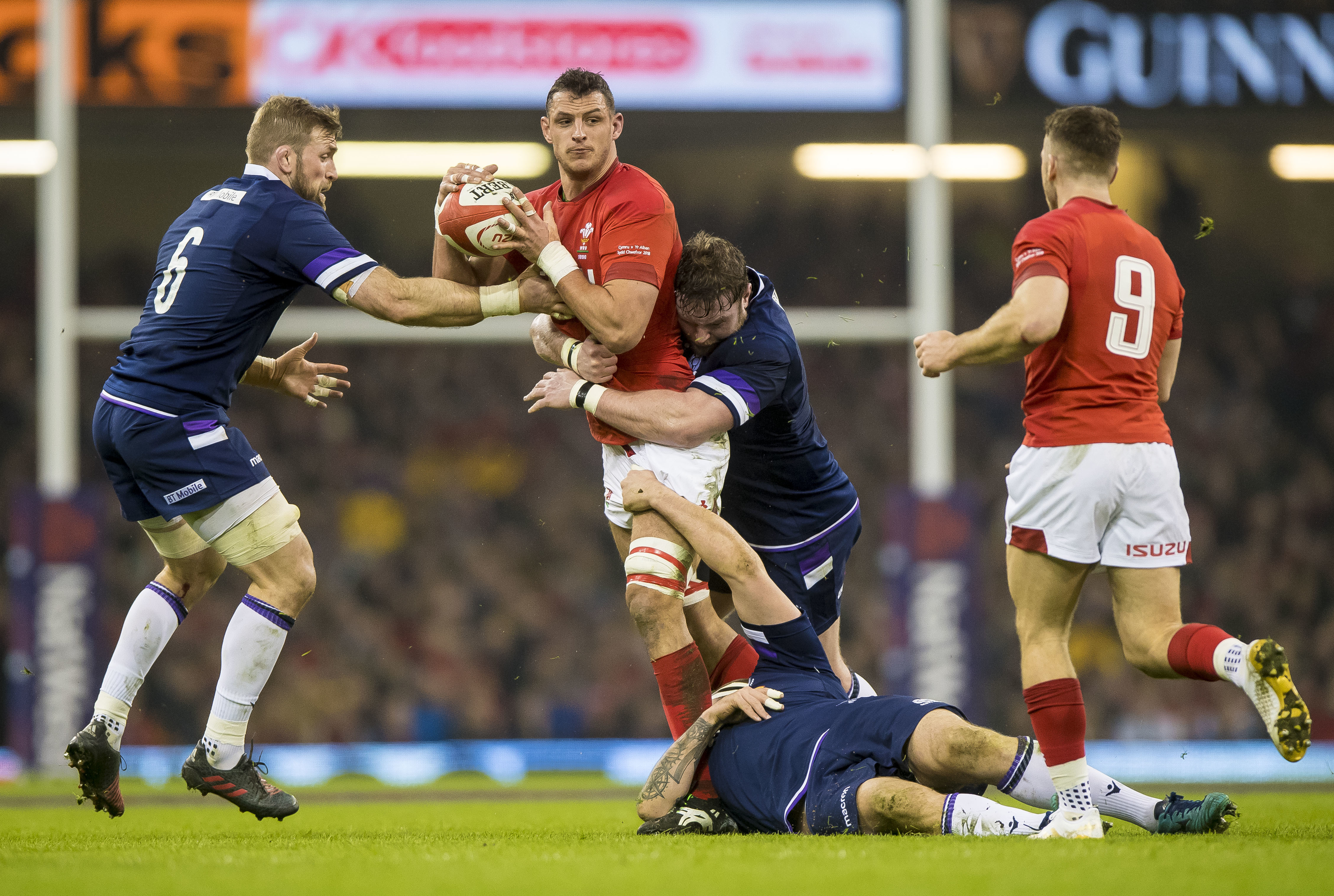 Scotland vs Wales Preview, Betting Tips And Enhanced Odds – Six Nations