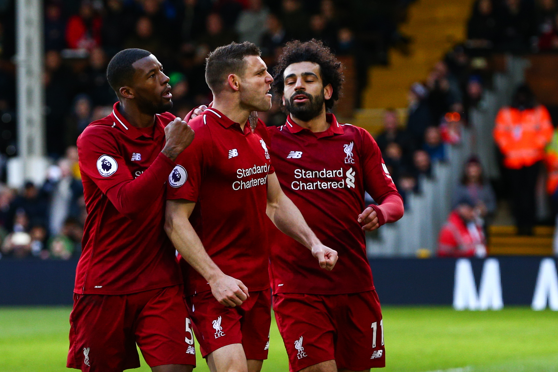 Fulham 1-2 Liverpool: 5 things we learned