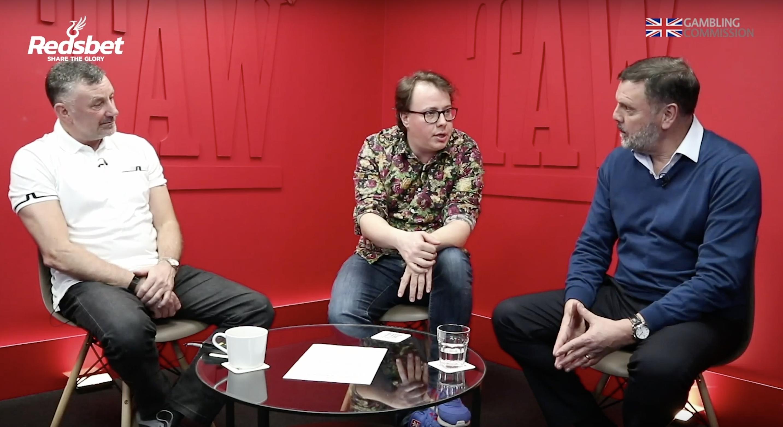 VIDEO: John Aldridge & Graeme Sharp Preview The Merseyside Derby