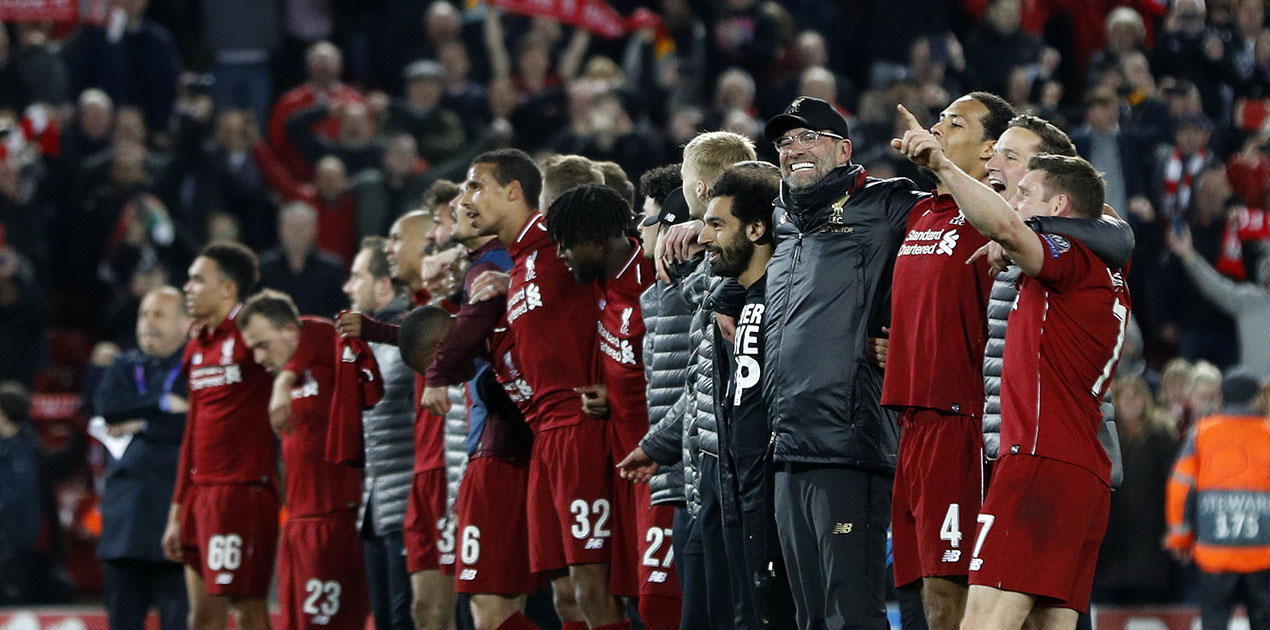 Kings Of Europe: Liverpool's Special Season Revisited